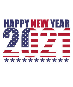Happy new year svg design