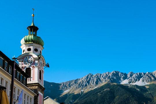 Innsbruck- panorama