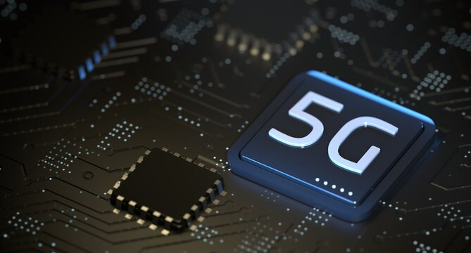 5G Wireless Connected Devices, Personal Device Communication