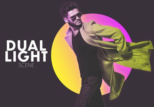 Dual Light Effect