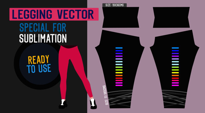 leggings pants fashion vector ready to use,sport fitness pants for woman