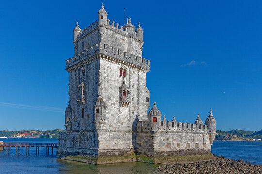 Tour de Belem, Lisbonne, Portugal