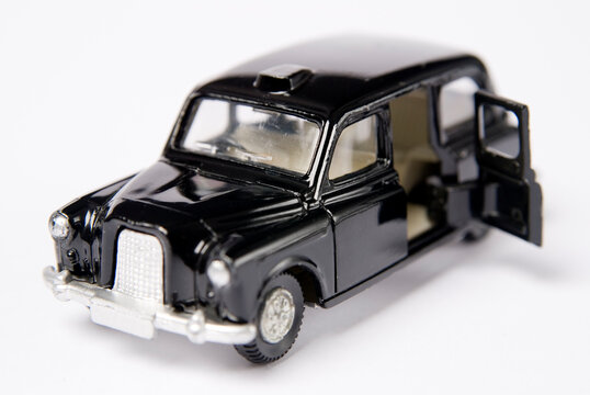 London Taxi als Modell