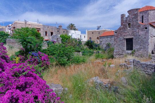 Village grec Rhodes