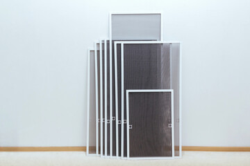 Mosquito Wire Screens, Net Frames