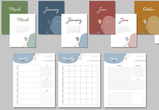 Personal Planner Kit 2021