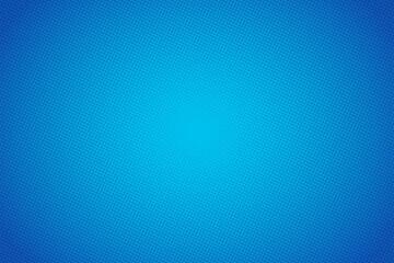 Pop art cartoon blue vector background. Abstract background halftone dots design. Pop art illustration. stock vector.