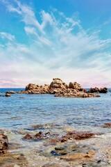 Obraz Scenic View Of Sea Against Sky - fototapety do salonu