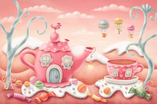 Fantasy Sweet Land