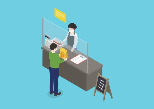 飲食店におけるコロナ対策