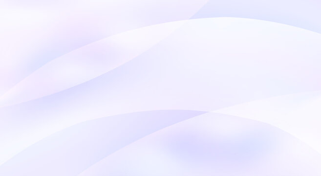 Very light lavender blue background with gradient. Minimal graphics