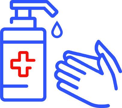 Lavado de manos. Prevención de la propagación de Covid-19