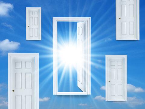 解決への扉