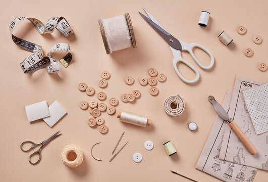 Arts and crafts, tailoring products