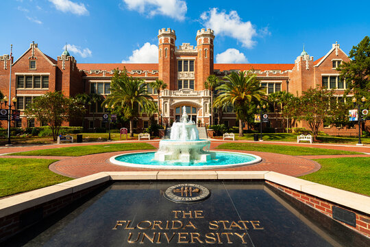 Florida State University Administration building