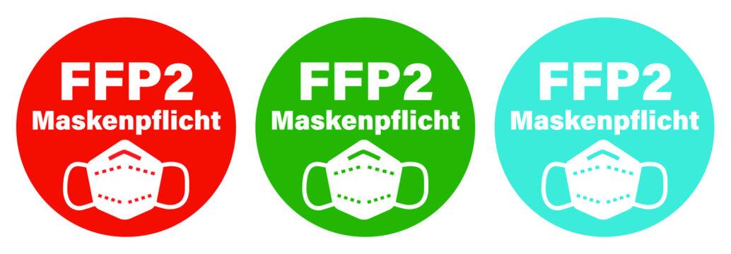 FFP2 Masken-Pflicht Corona Pandemie