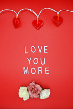 Love you more vertical