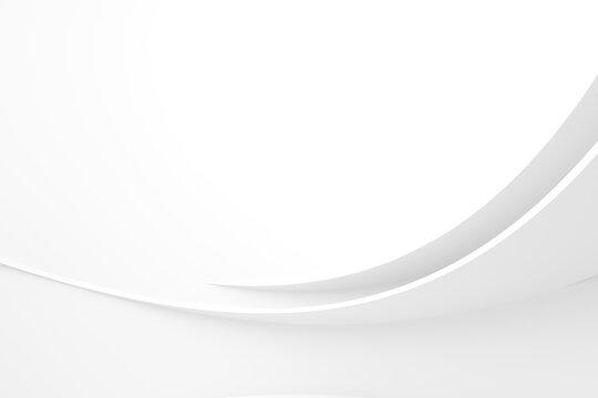 Modern Technology Wallpaper. White Minimal Texture