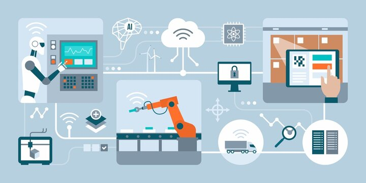 Smart industry and innovative manufacturing