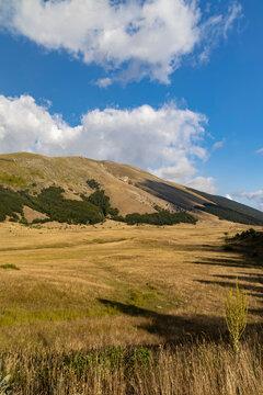 National Park of Abruzzo near Barrea, Lazio and Molis, Italy