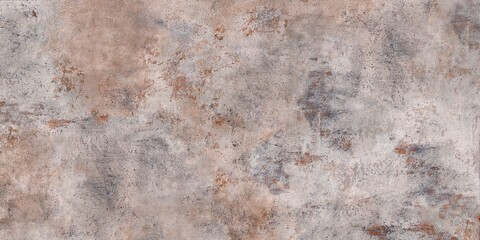 Grey cement background. Wall texture - 407416641