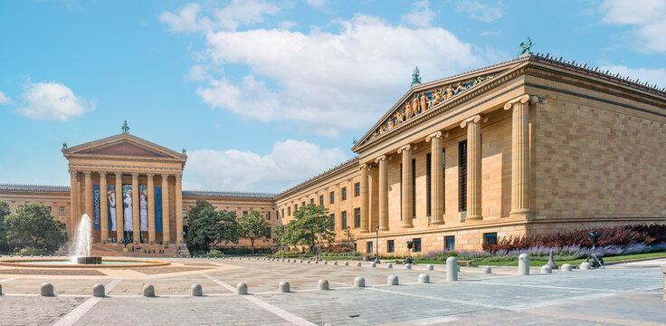 Philadelphia Museum of Art Pennsylvania USA