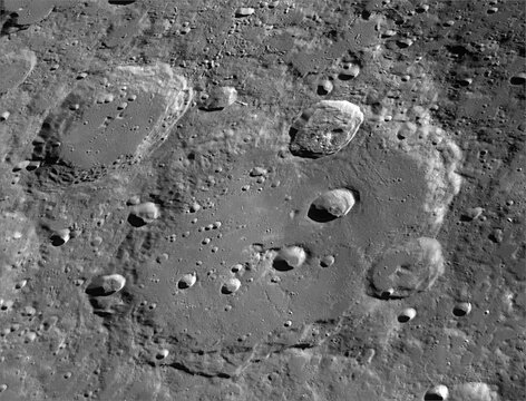 Lune-cratère Clavius