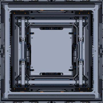 Dosch Textures - TechMech Materials