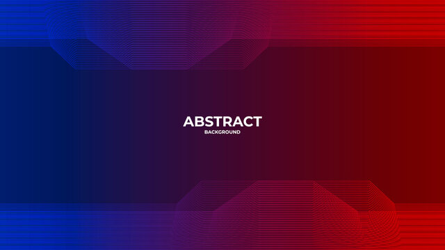Modern shape abstract background. Abstract line technology background.