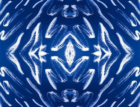 Animal Stripes Seamless. Turquoise Zebra Brush. White Zebra Print Seamless Pattern. Natural Stripe. Aquamarine Textured Abstract Zebra. Blue Vintage Safari Animals.