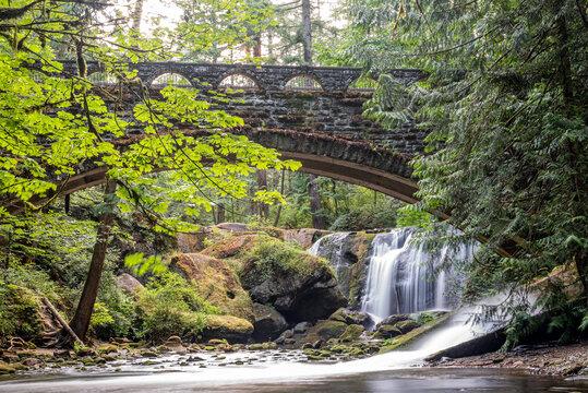 Whatcom Falls Park, Bellingham Washington