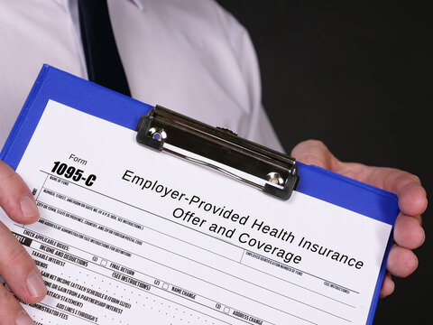 Form 1095-C Employer-Provided Health Insurance Offer and Coverage
