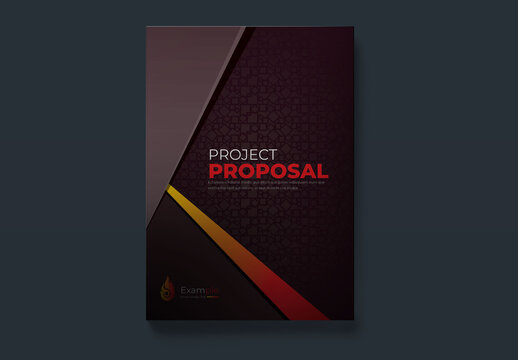Creative Project Proposal Layout