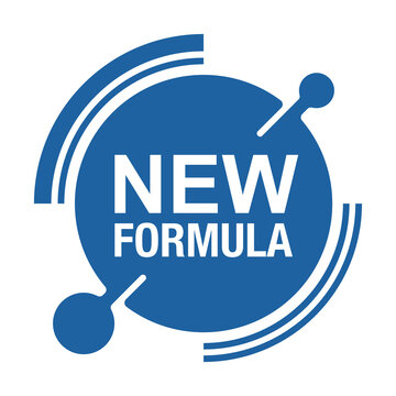 New Formula icon for conformity of standards