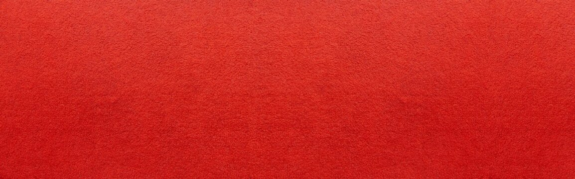 Panorama of Dark red carpet texture and background seamless