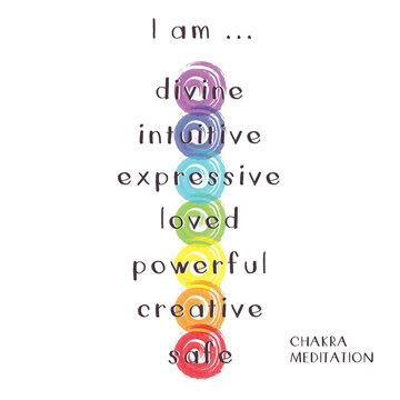 I am Seven Chakra Meditation