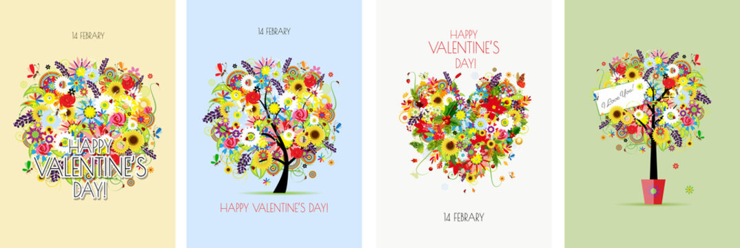 Spring Time, floral card design. Wallpaper, flyers, invitation, posters, brochure, voucher,banners.