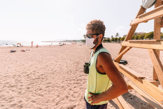 lifeguard in the new normaliy