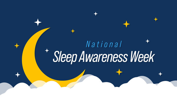 National Sleep awareness Week is an annual event celebrated each year in March. This is an opportunity to stop and think about your sleeping habits, consider how much they impact your well being.