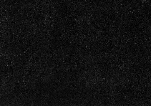 Flim Grain Black Scratch Grunge Damaged Texture Vintage Dirty Rough Overlay Layer Background