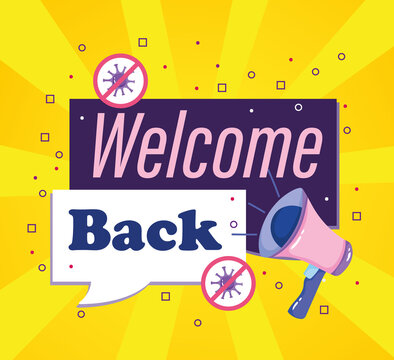 Reopening welcome back marketing and advertising business