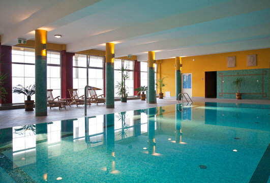 Hotel Wellness and SPA Nowy Dwor in Swilcza. Poland