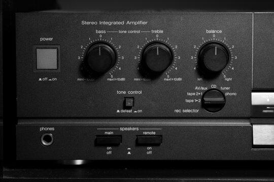 Retro Amplifier