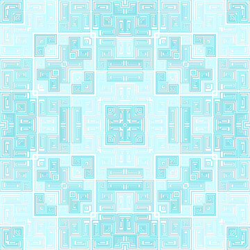 Navajo geometric seamless pattern ethnic design.