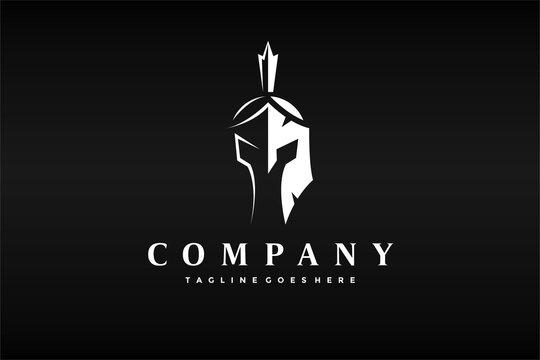 helm spartan strong logo