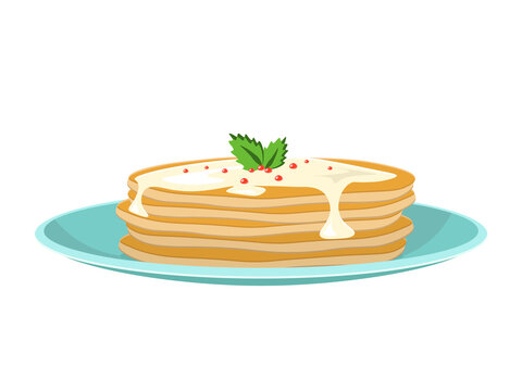 Pancakes. Sample food at each meal. Breakfast food. Breakfast brunch healthy start day