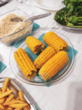 simple meal, great food
