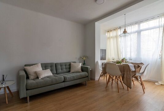 Newly decorated and brand new apartment