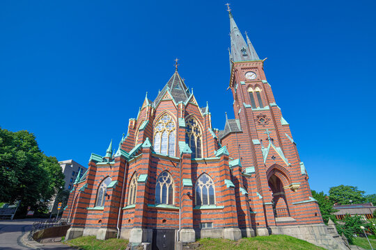 Église Oscar Fredrik, Göteborg, Suède