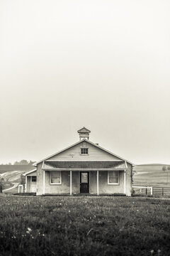 Amish School in Lancaster County